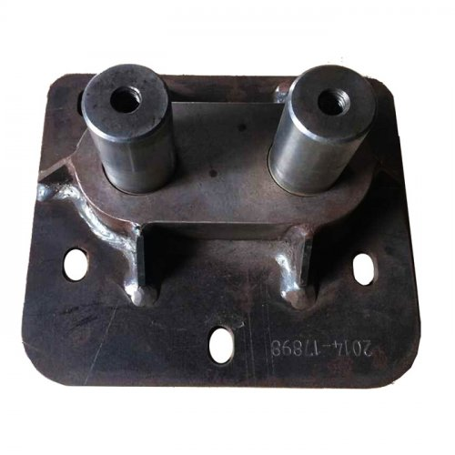 China Carbon Steel Welded Spare Parts