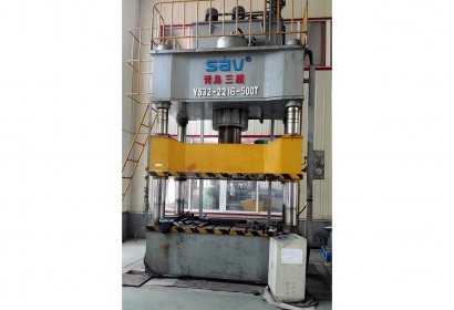 500T press machine