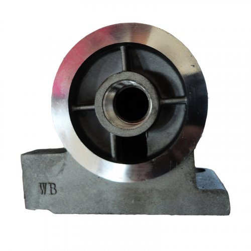 Aluminium Alloy Precision Machined Parts