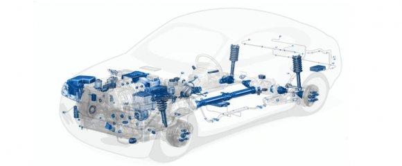 Heavy Duty Truck / Auto Parts