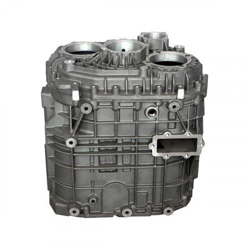 Aluminum lost foam casting