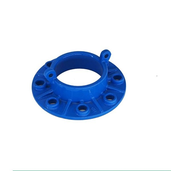 ductile iron sand casting flange